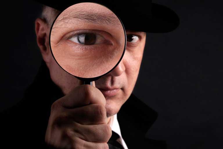 Detetive Daniele - Profissão do detetive particular