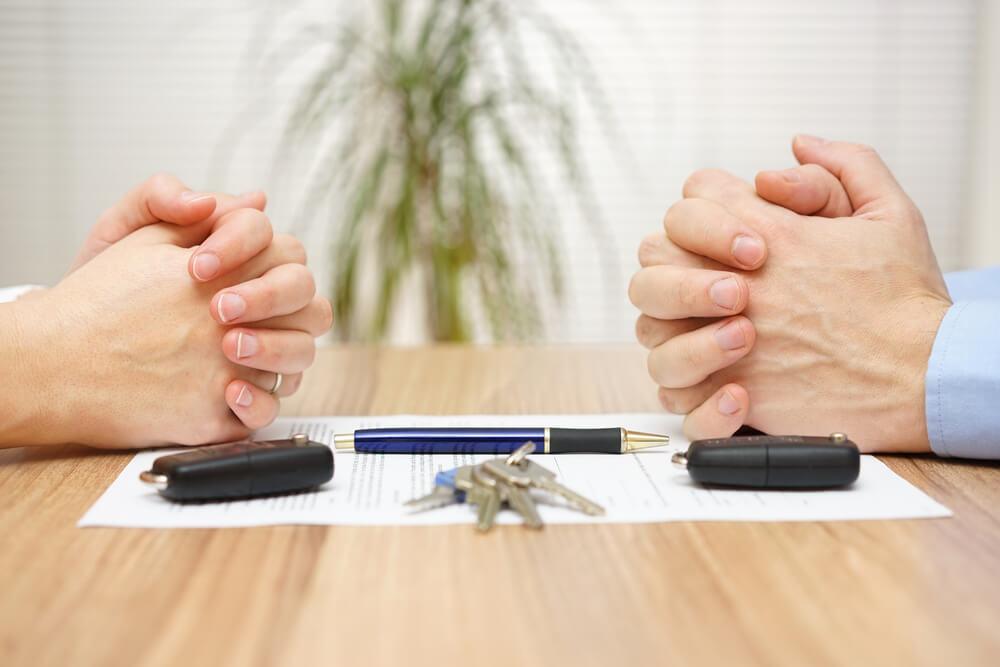processo de divorcio