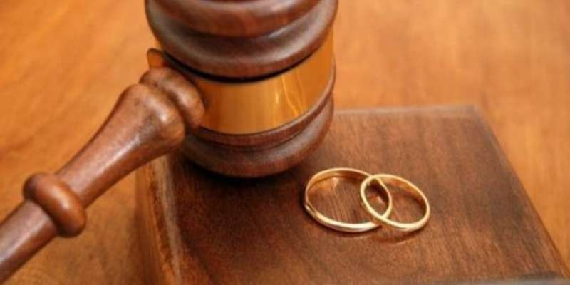 processo de divórcio