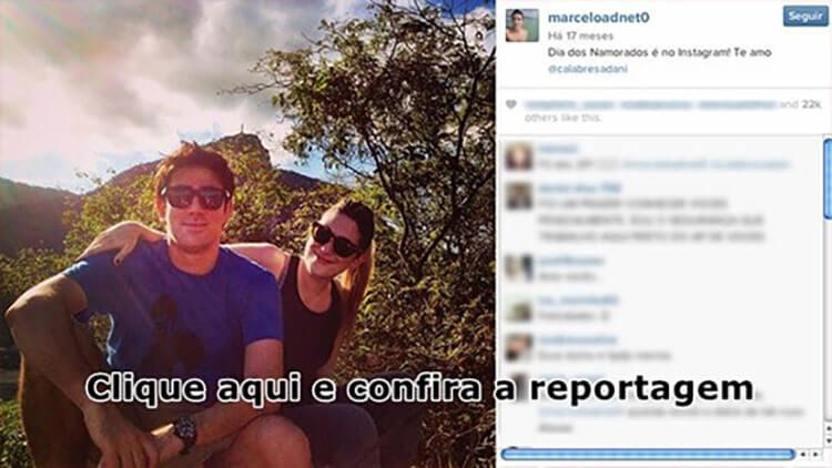 A detetive particular Daniele comenta sobre o caso de Marcelo Adnet